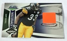 2009 LIMITED GARY RUSSELL GAME USED SUPER BOWL XLIII END ZONE PYLON #d 9/35 !