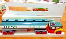 Hess 1984 Toy Tanker Truck Working Head and Tail Lights