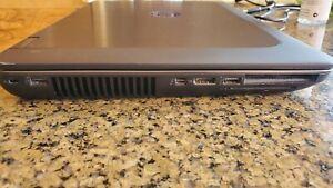 HP ZBook 15 1TB SSD Intel Core i7 Quad 16GB Dedicated GPU Win 7 Pro Office 2010