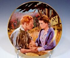 W.L.George Col. Plate *Scarlett and Ashley After The War* Gone With The Wind S.