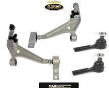 For 02-08 Nissan Xtrail X Trail Lower Control Arms Bushings L & R W Tie Rods