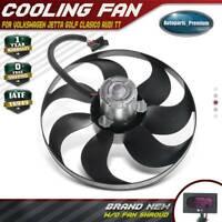 Engine Raditator Cooling Fan Left Side for Audi TT Volkswagen Bettle Golf Jetta