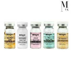 Stayve Skin Repair CC Ampoule Set Serums MESO Brightening Moisturise Dewy GLOW