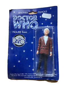 Dr Who Dapol Third Doctor Figure Doctor Who and 4th Doctor Who Wallet