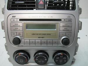 SUZUKI LIANA RADIO/CD/DVD/SAT/TV IN DASH 6 STACKER, RH4 SI-II, 10/01-06/07 01 02