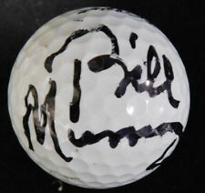 "Bill Murray Signed Titleist 4 White Golf Ball JSA Authenticated #Z97728 ""LOA"""