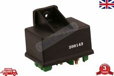 Peugeot 106 206 306 307 406 Partner Boxer Glow Plug Relay 4 Pin Socket