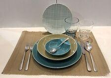 Rosenthal - Mesh Colores - Vajilla platos 18 pc 6 personas Detallista