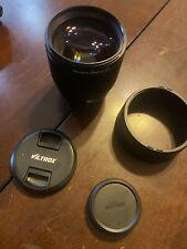 Viltrox 85mm F1.8 Lens (For Fujifilm X-Mount)