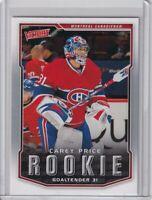 CAREY PRICE ROOKIE Card RC 2007 2008 UPPER DECK VICTORY NHL HOCKEY #303 NM/MINT