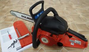 DOLMAR PS 35 C TLC Motorsäge Kettensäge m. Schnellspannung * 2,3 PS * 35 cm *NEU