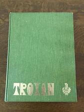 1970 WOODROW WILSON HIGH SCHOOL Yearbook Portland Oregon OR  NEAR FINE!!