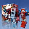 MFT Transformation MS16 ROCKE G1 Gears MS17 Spiale G1 Swerve Figure Mini Toys