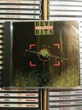 DEVO / Greatest Hits CD 1990 NEW SEALED Warner Bros Records