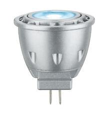 282.88 Paulmann 12v Monture LED réflecteur 2,5W GU4 12V bleu glace 35mm