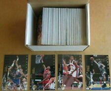 1993-94 Upper Deck SE NBA Basketball Set 1-225 Michael Jordan Mint