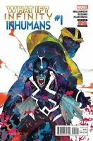 Marvel Comics What If ? Infinity Inhumans  #1 2015 NM  FREE COMBINED SHIPPING