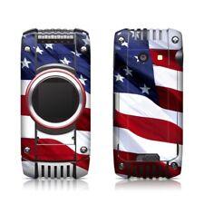 Casio G'zOne Ravine 2 Skin - Patriotic by Flags - Sticker Decal