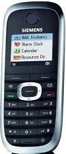 Siemens Gigaset CORNETTA PORTATILE TELEFONO CORDLESS CUFFIA SL3 SL37 SL370 SL37H