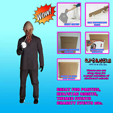 Ood (doctor who) - lifesize cardboard découpe/voyageur debout