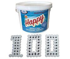 100 Chlorine Tablets 20g *Class 1* Hot Tubs Swimming Pool Tub 2kg Tablet grams