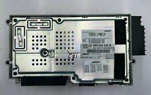2007 - 2010 AUDI A8 A8L S8 - AMP RADIO AUDIO AMPLIFIER BOSE OEM 4E0035223G