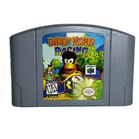 Diddy Kong Racing Video Game Cartridge US Version For Nintendo N64