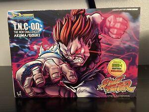 Big Boys Toys Street Fighter Akuma Exclusive Figure- #038/300- SHIPS WORLDWIDE!
