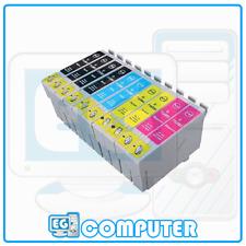 KIT 10 CARTUCCE EPSON DX6000 DX6050 DX7000F DX7400 DX7450 DX8400 DX8450 DX9400F
