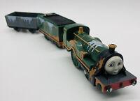 Trackmaster Thomas & Friends EMILY Splish Splash Splosh 2009 WORKING Train Set