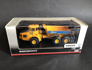 MOTORART VOLVO CONSTRUCTION DUMPER TRUCK 13042 1:87 HO/OO Scale Boxed Tipper VGC