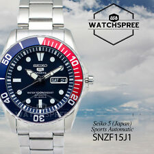 Seiko 5 (Japan) Sports Automatic Watch SNZF15J1