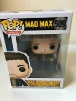 Funko POP! Mad Max Fury Road #509 Max Rockatansky
