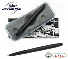 Fisher Space Pen #400B / Classic Matte Black Bullet Pen - Gift Box - FREE SHIP!