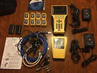 Test-Um JDSU Validator NT900 Network LAN Ethernet Cable Tester NT 900 NT-900