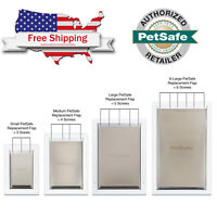PetSafe Replacement Flap Freedom Aluminum Plastic Extreme Weather Dog Pet Door