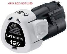 BLACK+DECKER LBXR12 12V MAX Lithium Battery-OPEN BOX