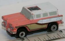 Micro Machines Edsel Pacer Bermuda Wagon Coupe Private Eyes # 2