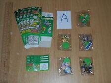 **Furuta Legend of Zelda Spirit Tracks Choco Egg Value Pack A x 5pcs(JP)