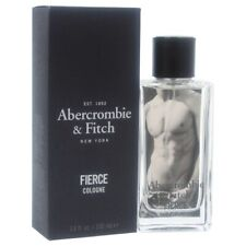Fierce * 3.4 Oz * Abercrombie & Fitch * Edc * Cologne * Spray For Men * New