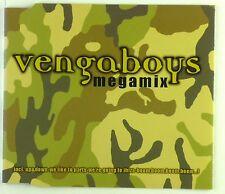 Maxi CD - Vengaboys - Megamix - A4461