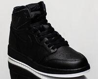 Air Jordan 1 Retro High OG BG I youth lifestyle sneakers NEW black 575441-002