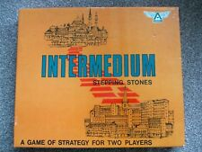 VINTAGE INTERMEDIUM STEPPING STONES, STRATEGY GAME ARIEL 1976 COMPLETE EXCELLENT