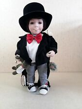 Cottage Collectibles Scooter Doll By Ganz