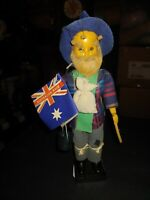 VTG DOLLS OF THE WORLD COLLECTION 8'' Australian Swagman