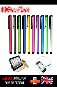 10x Universal Touch Screen Stylus Pen Pens For All Mobile Phone iPhone iPad Tab
