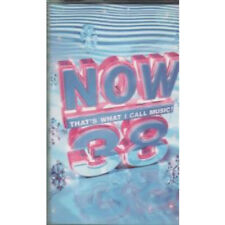 NOW THAT'S WHAT I CALL MUSIC 38 Various TWIN CASSETTE UK Emi 1997 41 Track