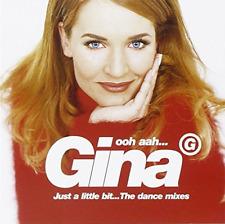 ooh aah... just a little bit...the dance mixes (eurovision s (UK IMPORT)  CD NEW
