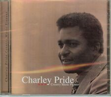 CHARLEY PRIDE - COUNTRY MUSIC PIONEER - CD - NEW