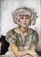 Ery Bos Kunstdruck von 1926 Schauspielerin Otto Marcus Film Söhnke Asta Nielsen